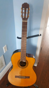 Classical Acoustic/Electric guitar