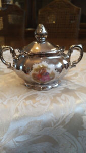 Antique sugar pot Made in Germany