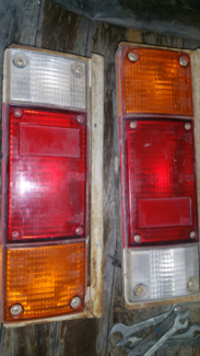Genuine Nissan tail lights.. or any trayback ute Caboolture South Caboolture Area Preview