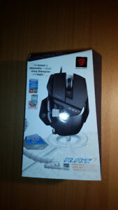 Mad Catz Cyborg R.A.T. 7 Mouse