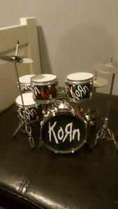Korn drums