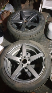 245 45 r19 winter tire package