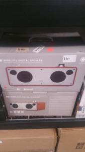 Bluetooth speaker. M3 wireless digital speaker