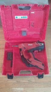 HILTI - Gas Powered Nail Gun