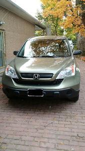 2007 Honda CR-V AWD SUV, ETEST, SAFETY, low milage