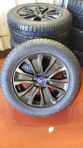 Brand New Take Off F-150 Wheels and Tires
