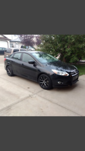 Ford Focus SE 2012 for sale only 43,000 km