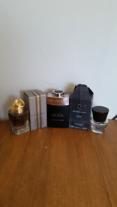 Gucci calogne, Burberry calogne and bvulgari calogne brand new