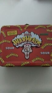 The Original Mega Warheads Lunch Box