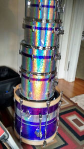 Unique Drum shell pack.  Stand out from the crowd!
