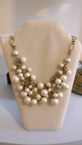stella and dot necklace - like new