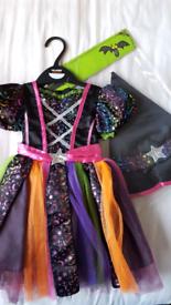 Child's witch costume