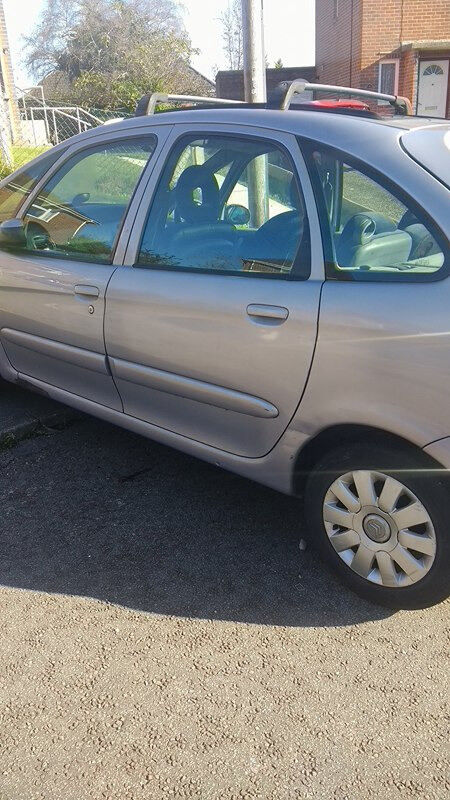 CITREON XSARA PICASSO HDI EXCLUSIVE