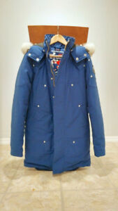 Moose Knuckle Stirling    Parka  - ( Mens Sz Medium )