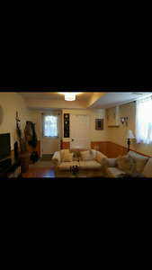 Spacious 2 Bedroom Basement Apartment for Rent
