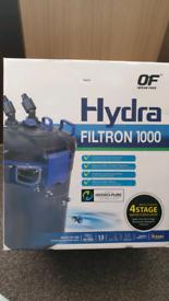 Ocean free 1000LPH ext filter
