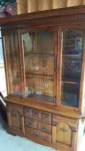 Well Maintained China Cabinet