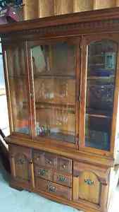 Well Maintained China Cabinet Kingston Kingston Area image 1