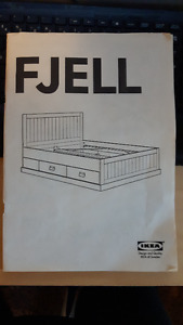 4 Year Old Ikea Bedroom Set - $600.00 OBO