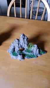 Fish tank accessories, mountains