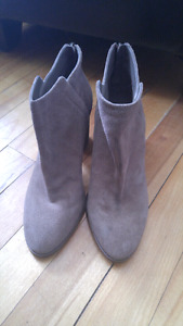 Brand New Tan Ankle Boots