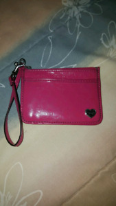 Coach Leather Wristlet for Sale