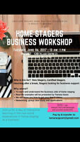 Home Stagers Business Workshop