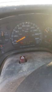 2001 Chevy express van 6.5l diesel