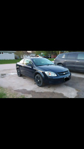 08' Chevy Cobalt Coupe 5-speed 2.2L 4cyl (Blue)