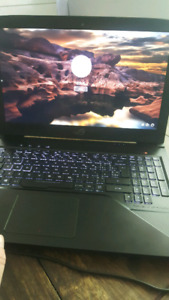 Asus republic of Gamers laptop **like new