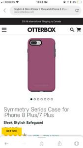 iPhone 7/8 plus Otter Box