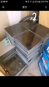 "3/4"" inch GRANITE tiles. 11.5 x 12. 120 square feet left. 400$"