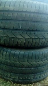 two 315 35 20 all season tires