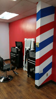 New Barber shop Opening soon !!!