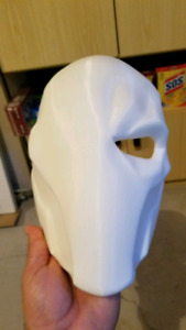 Deathstroke 3D mask