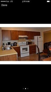 Available Aug10 three bedroom in the main