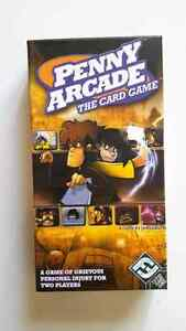 Penny Arcade: The Card Game (2 player board game)
