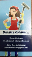 Cleaning services &  Light Trash removal