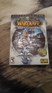 World of watercraft wrath of the lich king
