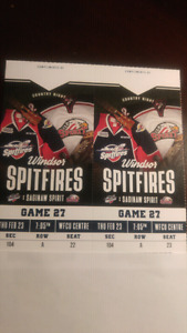 SPITS VS SPIRIT TOMORROW NIGHT, GOOD SEATS, GOOD PRICE