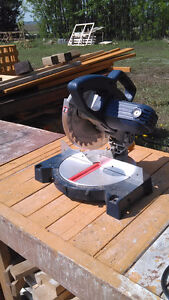 Master Craft 10 - inch saw