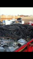 METAL OR ELECTRONICS FOR SCRAP?