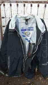 NASCAR RACING MONTREAL Zip up Coat