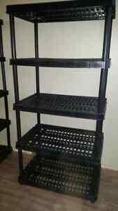 2 Shelving Units for Sale