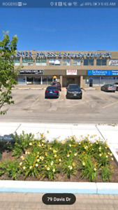 Retail/  Office Mixed Use For Lease