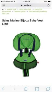 ISO a baby life jacket like the one pictured