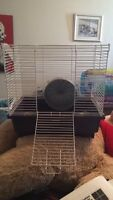 Hamster cage for sale!!