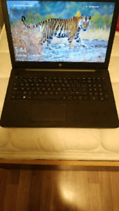 HP 15.6 Laptop and DVD attachment