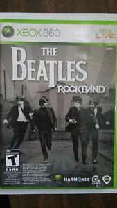 The Beatles Rockband XBOX 360 - $15 OBO
