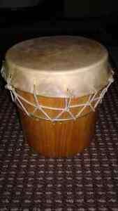 Wood Hand Drum Peterborough Peterborough Area image 1